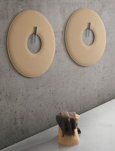 Giotto, Kreisf�rmige schallabsorbierende Platte