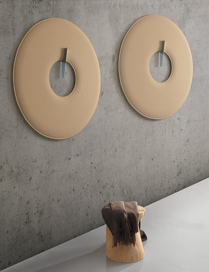 Giotto, Kreisförmige schallabsorbierende Platte
