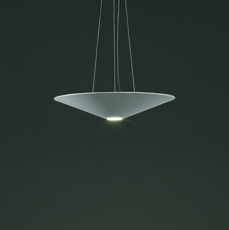 TL, Schallabsorbierendes Element an der Decke, mit und ohne Licht