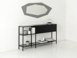 a114 atena, Sideboard mit minimalem Design