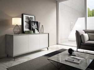 Art. 835 Shine Sideboard, Melamin Sideboard, verschiedene Ausf�hrungen