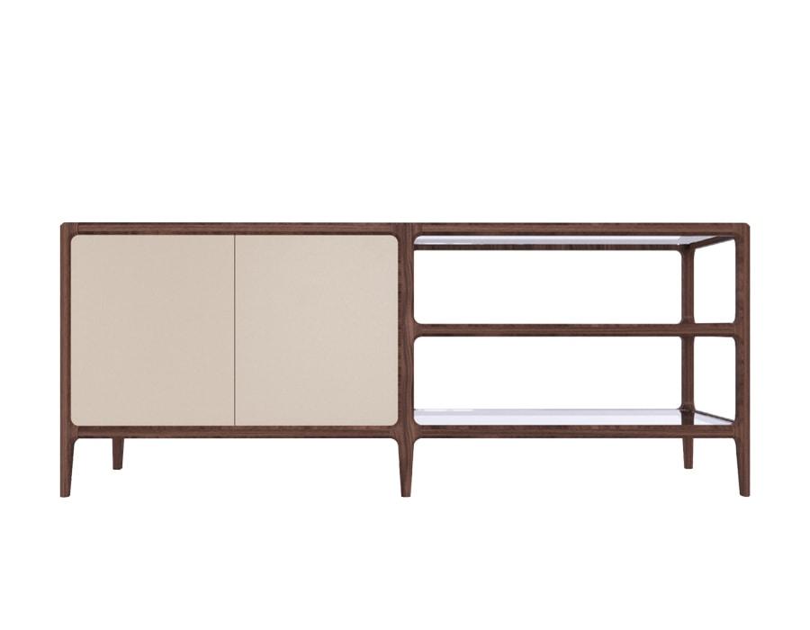 Bellagio 1741/F, Sideboard aus Eschenholz