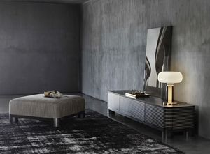 Bold Living Cabinet, Moderner niedriger Schrank