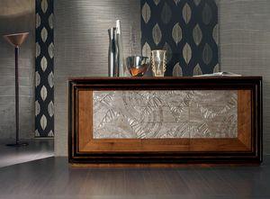 Etoile Art. ET001S, Sideboard mit 2 Türen und 4 Schubladen