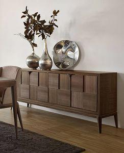 Fionn Sideboard, Sideboard aus Holz f�r modernes Wohnzimmer
