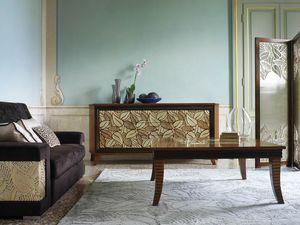 Grand Etoile Art. GE001B, Sideboard mit natürlicher Dekoration