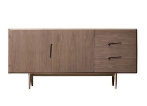 Malibù 1705/F, Sideboard aus Holz, mit Schubladen