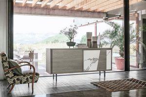 MODUS NEW MA110, Sideboard mit zwei Schiebetüren