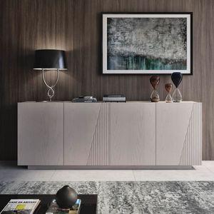 Nova NOVA1335TC, Sideboard für moderne und raffinierte Wohnzimmer