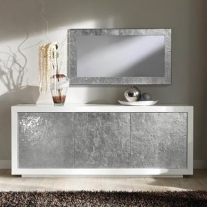 Sessanta GREEN5501, Sideboard mit klarem Design