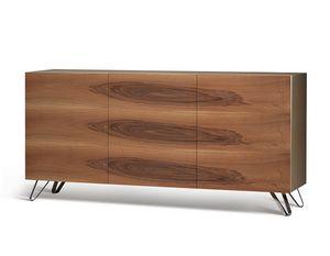 Sherwood 1708, Modernes Sideboard mit Schubladen