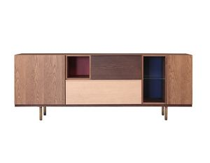 Swing 1733/F, Sideboard aus Holz