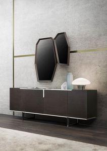 Veronique, Sideboard mit minimalem Design