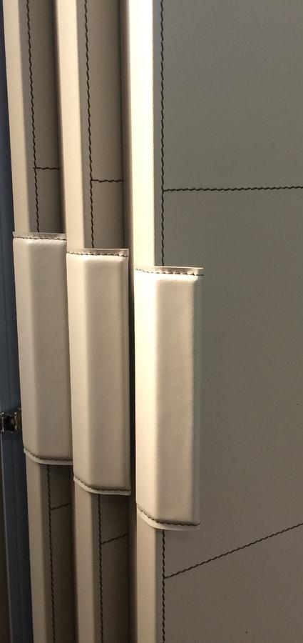 ATLANTE CLIP comp.02, Modularer Schrank von hoher Qualität, Raumoptimierung