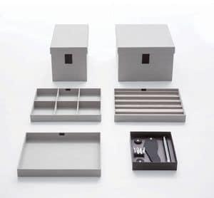 Innenausstattung, Zubehör für Schränke, Regale und Schubladen
