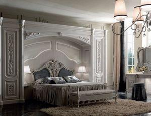 Luigi XVI Art. ARP01/L/440, Eleganter Kleiderschrank im klassischen Stil
