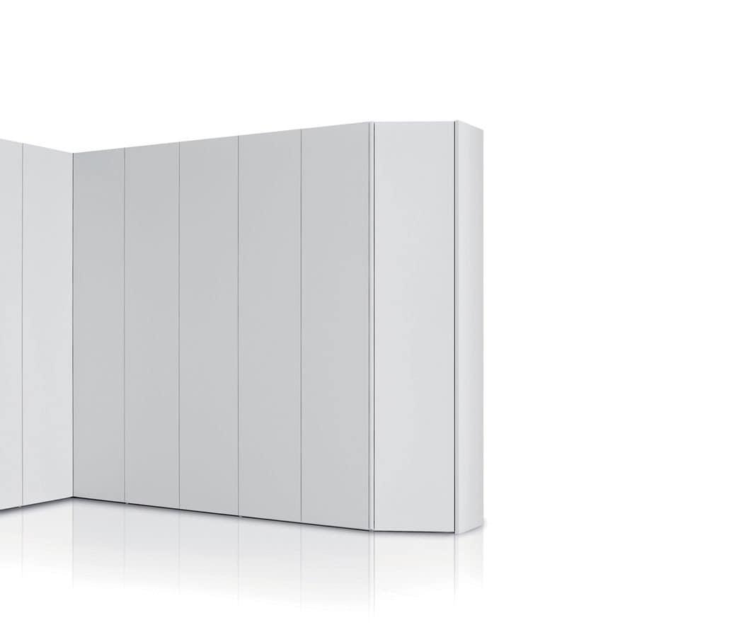 Sonderelemente, Individuelle Modular Kleiderschrank für Schlafzimmer