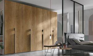 Liscia, Holzschrank, Flügeltüren