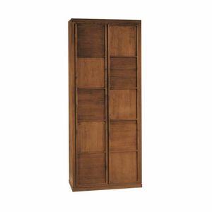 Scacchi 0348, 2-türiger Holzschrank