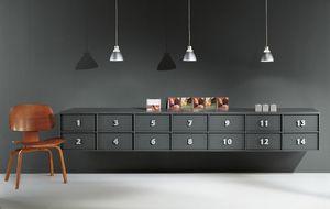 TOOLBOX comp.05, Kommode für Ihr Zuhause, Büro Schublade