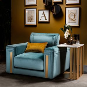 ATMOSFERA Sessel, Sessel handwerklich gefertigt