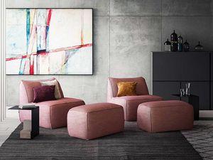 Eden Sessel, Sessel mit modernen Linien