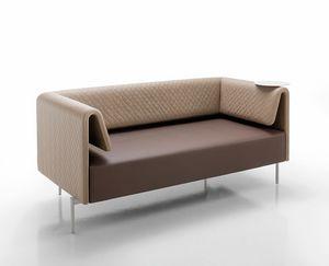 Klint, Sofa mit raffinierten Geweben