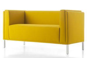Kontex Sofa, Sofa für Empfang und Wartezimmer