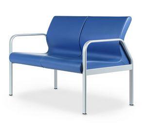 ONE 402D, Balkensitzplätze für Kliniken und Krankenhäuser