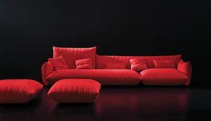 Alberta, Moderne Sofas
