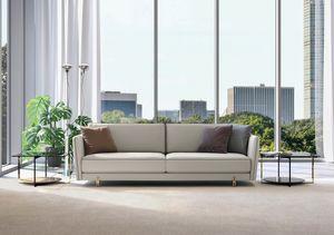 Conrad, Sofa mit weicher Polsterung