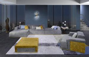 DI50 Cube Sofa, Schnittsofa mit elegantem Design