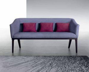 DI53 Club Sofa, Sofa mit glattem Bezug
