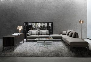 Frame Sofa, Sofa mit klaren Linien