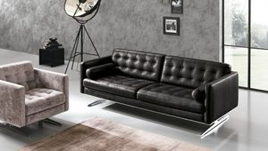 Gran Torino, Gestepptes Sofa