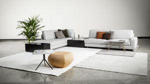Sam, Sofa in Größen und Polstern anpassbar
