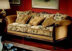 3175 Sofa, Klassisches Sofa, handgefertigt