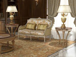 Art. 28/2, Klassisches geschnitztes Sofa