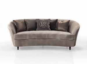 Barbara, Sofa mit einem formalen Stil