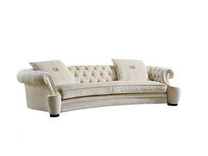 Chester, Sofa mit Retro-Anregungen
