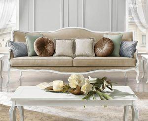 Giulietta Art. 3704 - 3705 - 3904 - 3905, Sofa im klassischen Stil