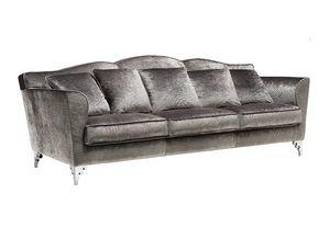 Lucrezia, Sofa inspiriert von klassischen Stilen