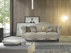 Smeraldo Art. 5011 - 5021, Sofa mit harmonischen Formen
