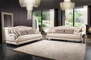 Vanity, Sofa mit großem Sitz