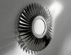 AIR-MIR0172, Spiegel aus Flugzeugteilen
