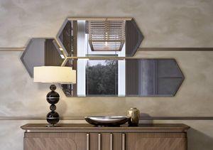 Art. 5001, Zusammensetzung der Spiegel mit Holzrahmen