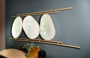 Brera Spiegel, Spiegel mit 3 Spiegeln