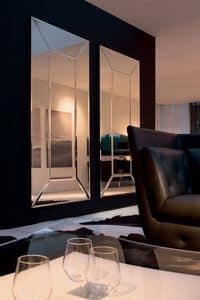 COSTANTIA, Anpassbare Spiegel, für Eingänge und Wohnzimmer