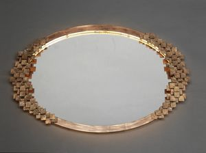 DAMA HF2019MI, Ovaler Eisenspiegel