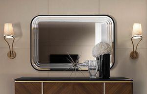 Dilan Art. D03/S, Spiegel mit abgerundeten Ecken
